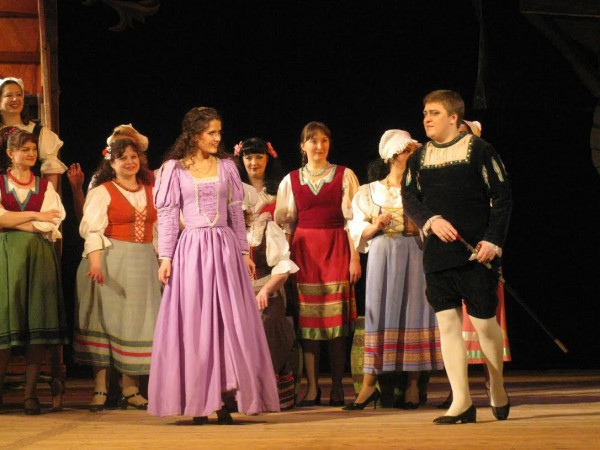 Daria Lytovchenko in Faust