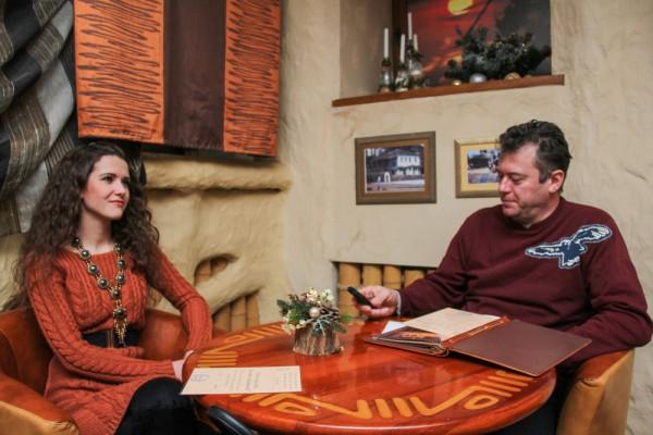 Дарья Литовченко - интервью