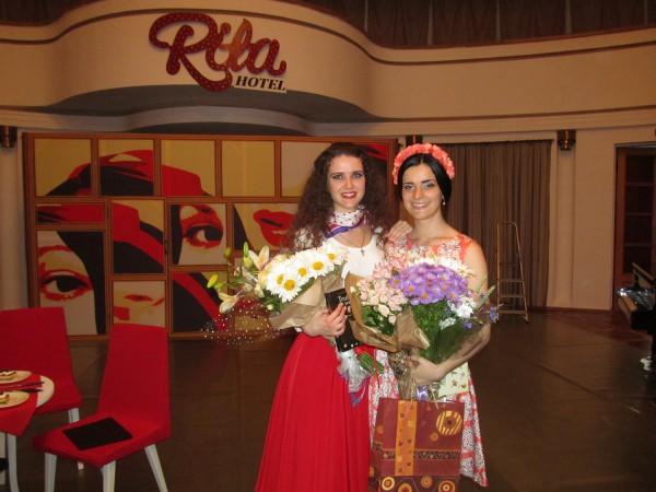 Daria and Lada Shylenko